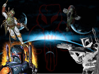 #6 Boba Fett Wallpaper