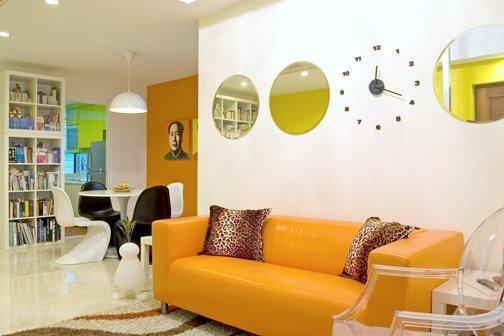 sala decorada dicas