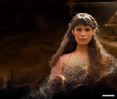 Mysterious Princess Tamina
