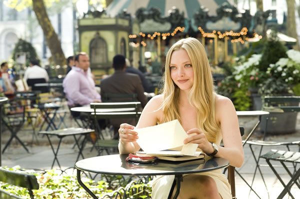 LETTERS TO JULIET TRAILER OFFICIAL