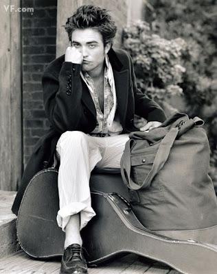 robert pattinson vanity fair photo shoot piano. Pattinson, kristen tweet about