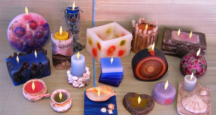 Ajudeso taller de velas artesanales for Talleres artesanales