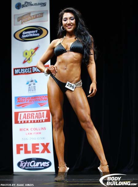 Bikini Bodybuilding Women�s Juniors. in the bikini division of