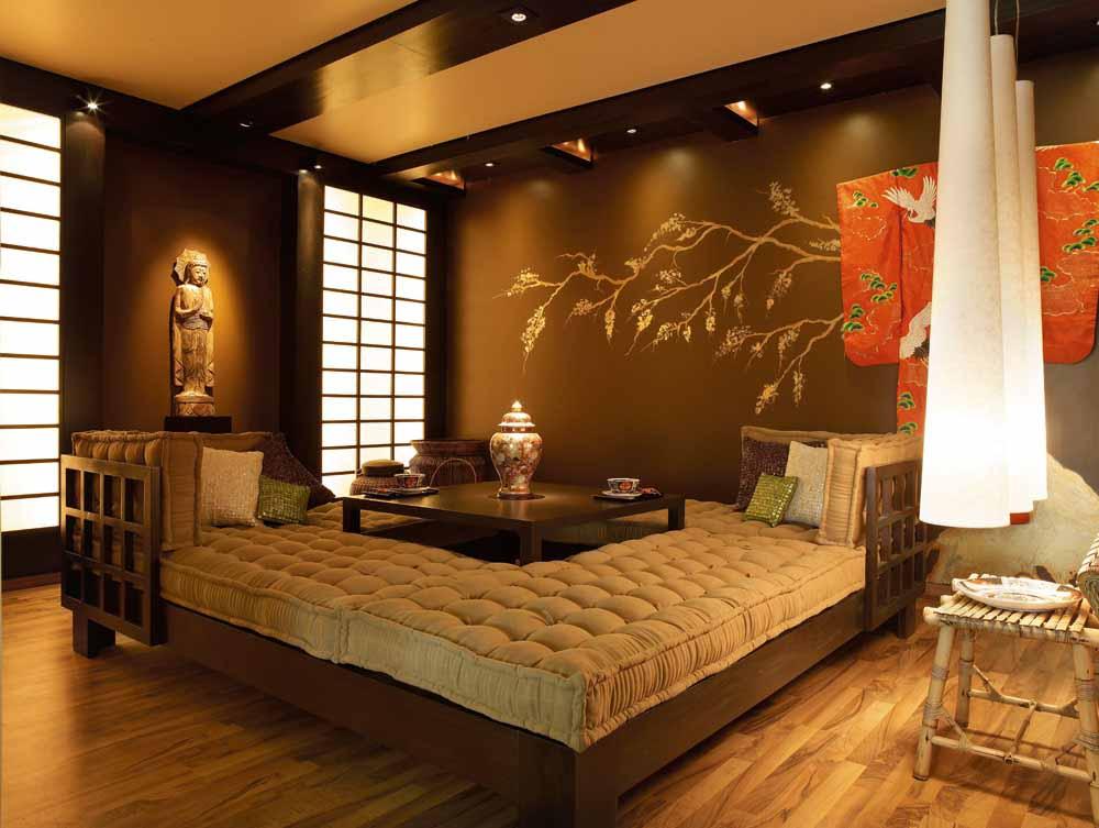 Decoracao Sala Pequena Zen ~ Arqteturas Espaço Zen