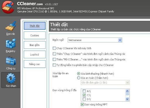CCleaner 7