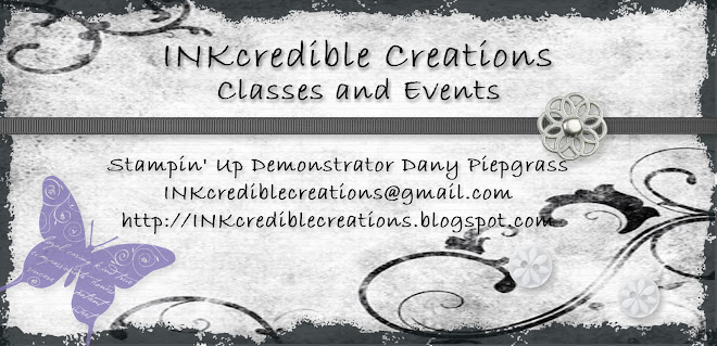 INKcredible Creations Classes &amp Events