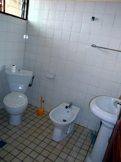 toilette yaounde appartement a louer