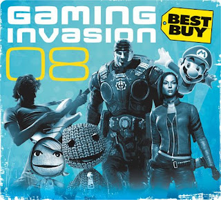 Best Buy Gaming Invasion 08