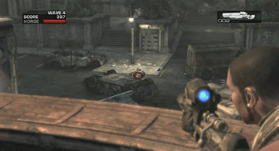 Gears of War 2 Combustible Map Pack - Fuel Station Map