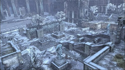 Snowblind Map Pack - Courtyard