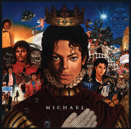 Hold My Hand in Michael Jackson's new album 'Michael'