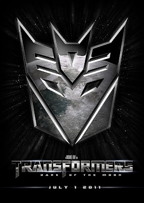 Transformers: Dark of the Moon poster 1