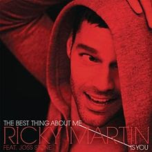 Ricky Martin - The Best Thing About Me Is You ft. Jess Stone