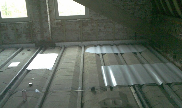 Vlierdenseweg 190 lay out van de badkamer - Outs badkamer m ...