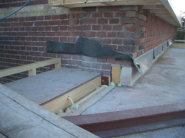 Vlierdenseweg 190: platdak dakdekgereed maken
