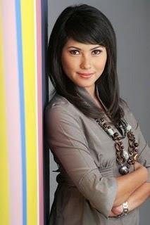 Profile Githa Nafeeza Penyiar Metro TV paling Cantik