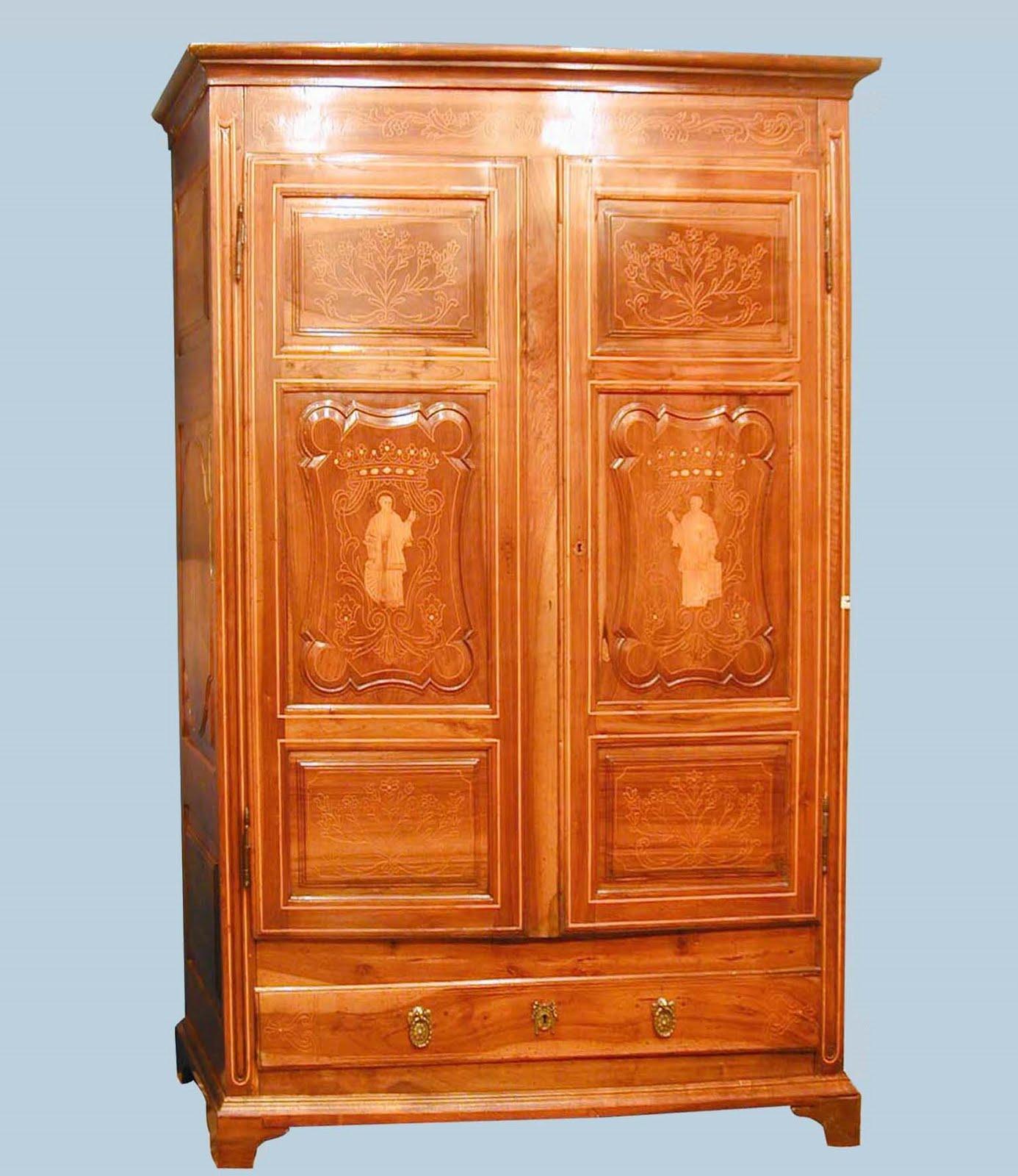 Antiguitats bressol mobles for Muebles catala