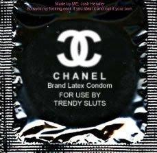 Chanel Condom