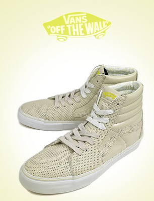 Vans Vault Perforated Summer 2009