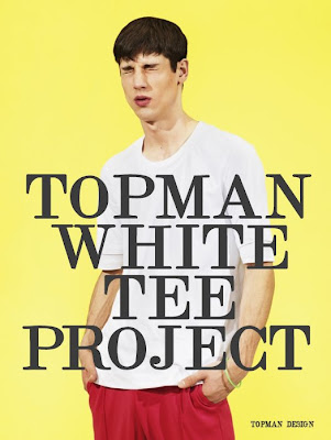 Topman White Tee Project
