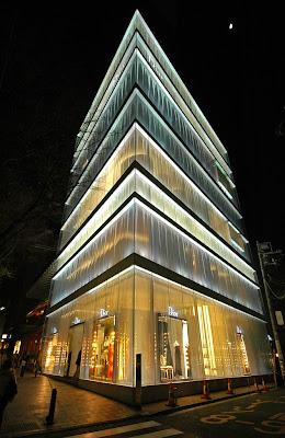 Dior Omotesando, Tokyo