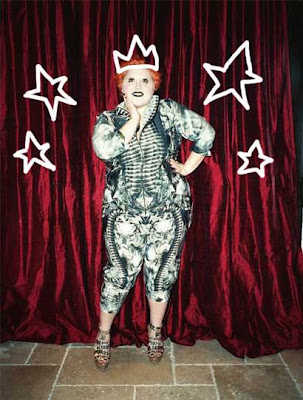 Beth Ditto Talks To Blackbook