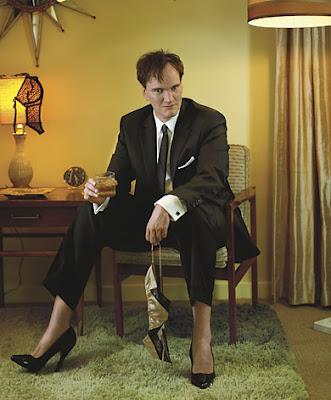Quentin Tarantino by Jean-Baptiste Mondino