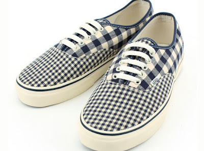 Vans Authentic Gingham Limited Edition