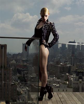Claire Danes for BlackBook Magazine