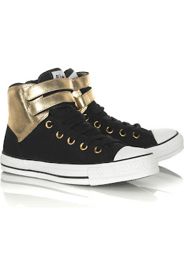 Converse Two Strap High-Top Sneakers