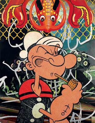 Jeff Koons: Popeye Series, Serpentine Gallery