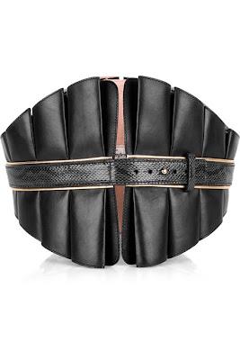 Temperley London Lalita Leather Belt