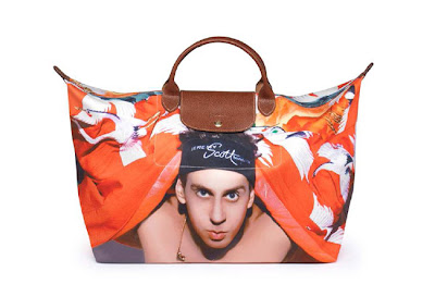 Longchamp Andam X Jeremy Scott