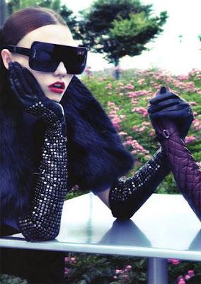 Vogue September by Steven Klein