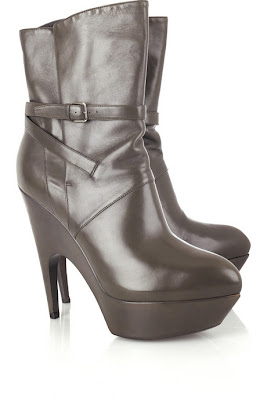 Yves Saint Laurent Imperiale Wedge Boots