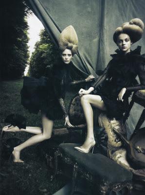 Vogue Italia October 2009