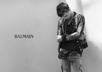 Balmain Homme Summer 2010