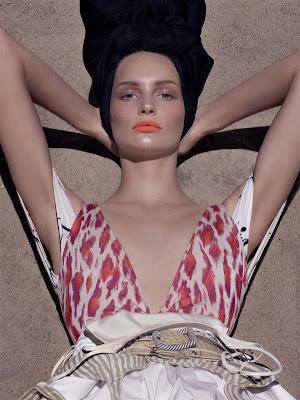 Steven Meisel for Vogue Italia