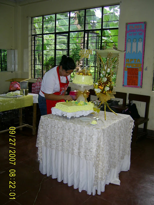 Cake Decoratating