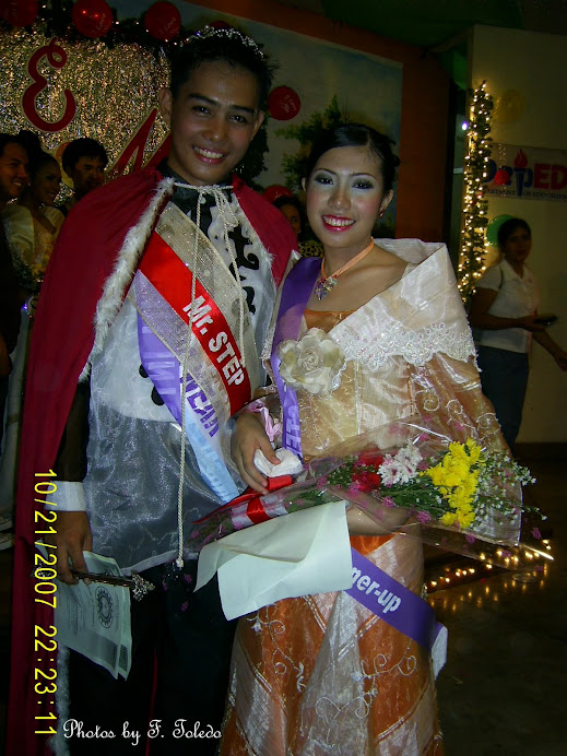 Mr & Ms STEP Butuan