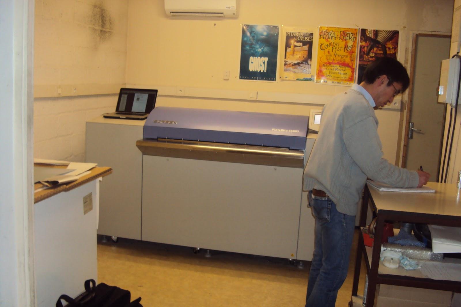 bts dg interne  audrey   stage a en imprimerie   la semaine