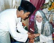 Wedding: Muhammad Ridzuan Hj Hanafiah & Mazian