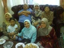Asiah Alimuda, Maheran, Aishah & Salbiah
