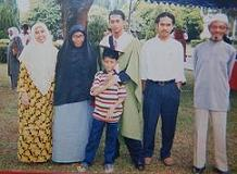 Part Of Zaharah Abutamam Family