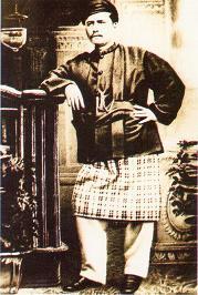 Almarhum Temenggong Ibrahim Temenggong Abdul Rahman