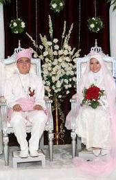 wedding: nur idamilia & hazrizal [2008]
