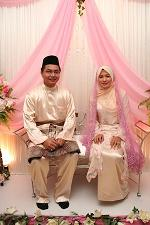 Wedding: Aisah & Ieskandar Idris [2008]