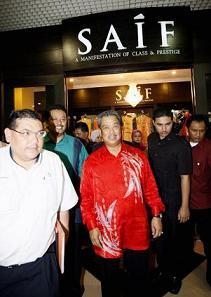 SAIF Boutique in Angsana Johor