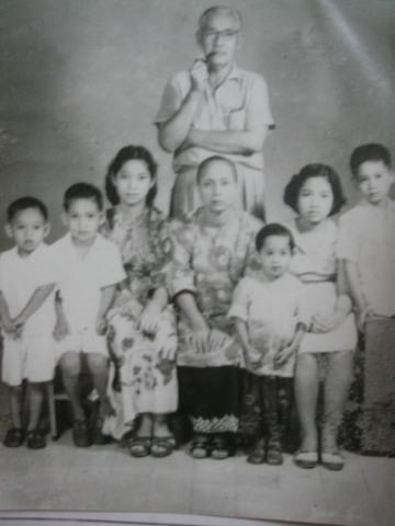 Ungku Abdul Majid Ungku Ali & Tg Safiah Tg Ismail
