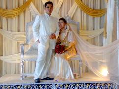 Wedding: Ungku Izuanita & Mustapa Khamal